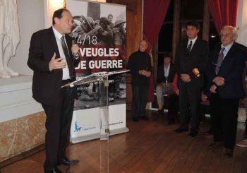 11 novembre 2016 - Commémoration - Vincent Scourneau