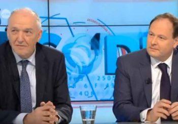 Les décodeurs - Débat sur l'avenir di RER - Vincent Scourneau